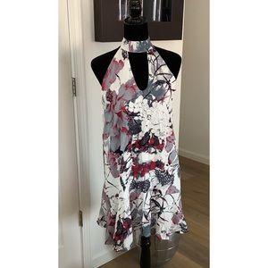 Choker Collar Dress NWT
